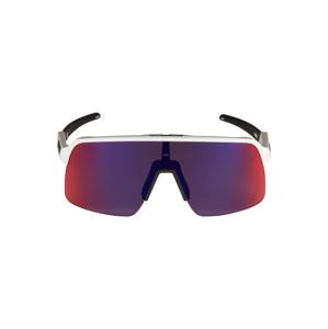 OAKLEY Sportovní brýle 'SUTRO LITE'  bílá / červená / tmavě fialová