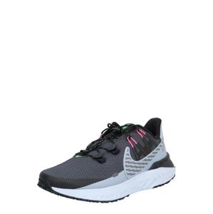 NIKE Sportovní boty  světlemodrá / černá