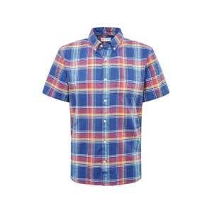 GAP Košile 'SS MADRAS'  modrá