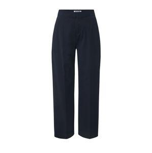 DRYKORN Kalhoty s puky 'BONNET'  námořnická modř