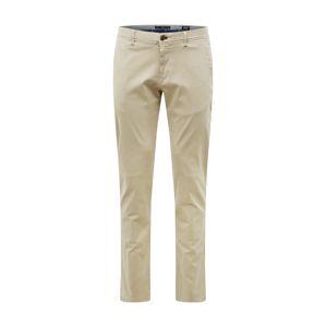 JOOP! Jeans Chino kalhoty 'Matthew'  krémová