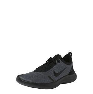 NIKE Běžecká obuv 'FLEX EXPERIENCE RN 8'  tmavě šedá / černá