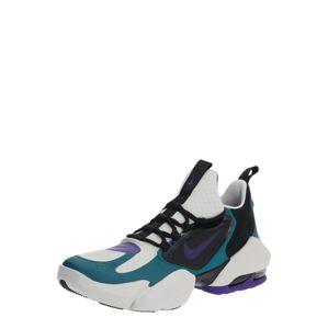 NIKE Běžecká obuv 'Nike Air Max Alpha Savage'  fialová / barva vaječné skořápky / petrolejová