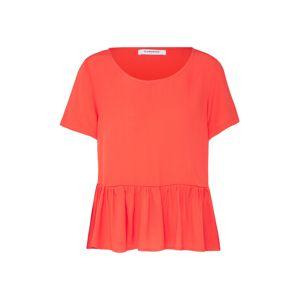 GLAMOROUS Tričko 'CK4269'  oranžově červená