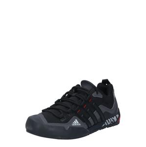 ADIDAS PERFORMANCE Sportovní boty 'TERREX SWIFT SOLO'  šedá / tmavě šedá / antracitová / bílá