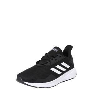 ADIDAS PERFORMANCE Sportovní boty 'Duramo 9 K'  bílá / černá