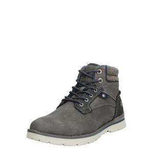 Dockers By Gerli Šněrovací boty  tmavě šedá