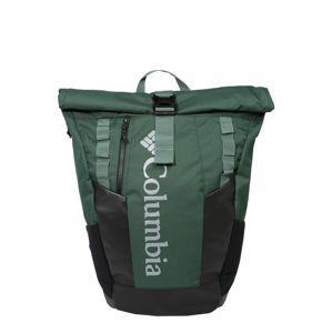 COLUMBIA Sportovní batoh 'Convey'  zelená / černá