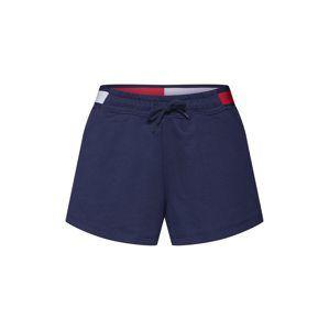 Tommy Hilfiger Underwear Pyžamové kalhoty  modrá / červená / bílá