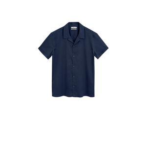 MANGO MAN Košile 'Sia'  královská modrá