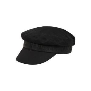 Tommy Jeans Čepice 'BAKER BOY'  černá