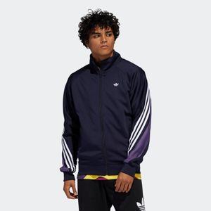 ADIDAS ORIGINALS Přechodná bunda  námořnická modř / světle fialová / bílá