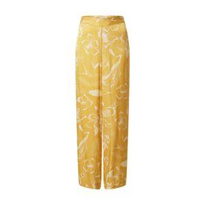 Part Two Kalhoty  béžová / žlutá