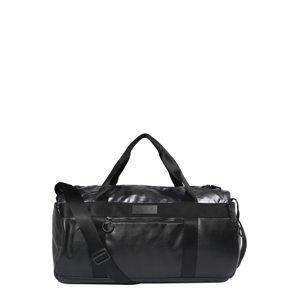 PUMA Sportovní taška 'SG X Puma Style Barrel'  černá
