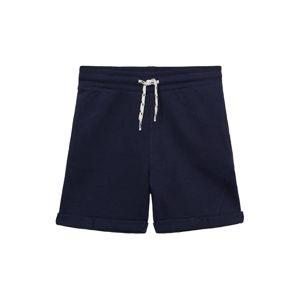MANGO KIDS Kalhoty 'Joel'  námořnická modř