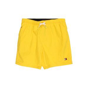 TOMMY HILFIGER Plavecké šortky  žlutá