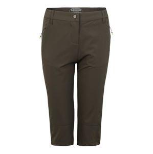 KILLTEC Sportovní kalhoty 'Terasi'  olivová