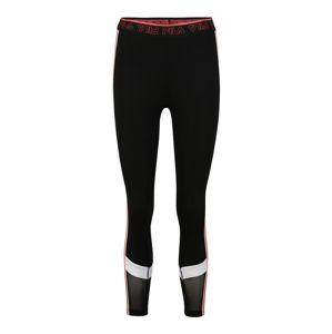 FILA Sportovní kalhoty 'WMN ANWEN'  korálová / černá