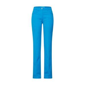 Calvin Klein Kalhoty 'UNIFORM 5 PKT BTL PANT'  modrá