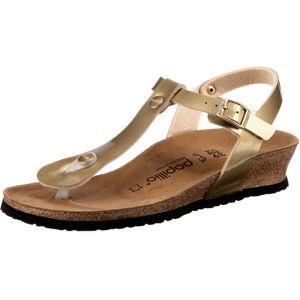 PAPILLIO Páskové sandály 'Ashley'  zlatá