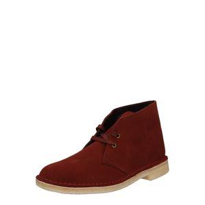 Clarks Originals Kotníkové boty  rezavě hnědá