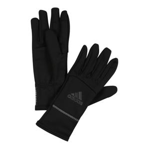 ADIDAS PERFORMANCE Sportovní rukavice  černá / šedá / bílá