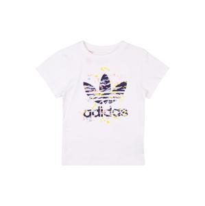 ADIDAS ORIGINALS Tričko  světle růžová / bílá / tmavě fialová / opálová / žlutá