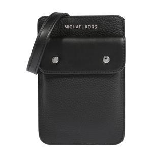 Michael Kors Taška přes rameno 'HYBRID TECH'  černá