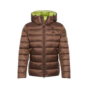 Blauer.USA Zimní bunda  hnědá