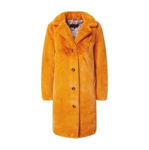 OAKWOOD Přechodný kabát 'Cyber'  zlatě žlutá