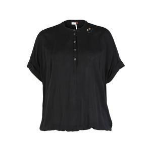 Ragwear Plus Tričko 'RICOTA'  černá