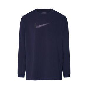 Nike Sportswear Mikina  tmavě modrá