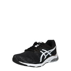 ASICS Běžecká obuv 'Gel-Pulse 11'  černá / bílá