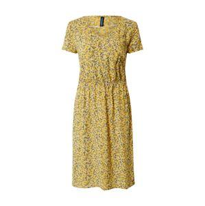 Tranquillo Letní šaty 'FANNI'  žlutá