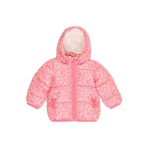 BLUE SEVEN Přechodná bunda  světle růžová / růžová