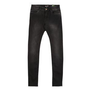 Cars Jeans Džíny 'ABURGO'  černá džínovina