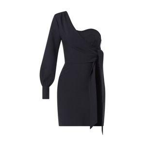 4th & Reckless Šaty 'EMPIRE'  černá