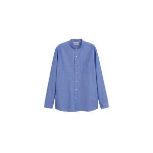 MANGO MAN Košile 'Jackson'  námořnická modř