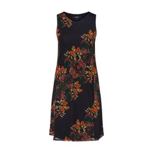 Desigual Šaty  mix barev / černá