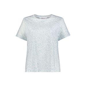 Ulla Popken Tričko  bílá / mátová