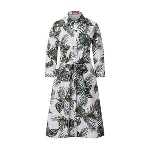 s.Oliver Košilové šaty  krémová / mix barev