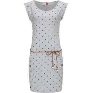Ragwear Letní šaty ' Tag Dots '  šedá
