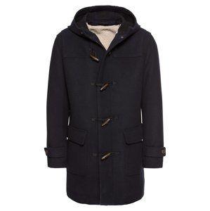SELECTED HOMME Zimní kabát 'SLHDUFFEL WOOL COAT W'  černá