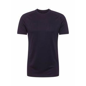NIKE Funkční tričko ' Academy'  černá