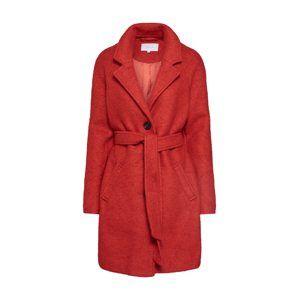 VILA Přechodný kabát 'VIALANIS'  karmínově červené