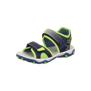 SUPERFIT Otevřená obuv 'MIKE 3.0'  zelená / modrá