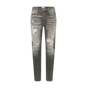 Calvin Klein Jeans Džíny 'CKJ 058'  šedá džínová