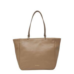 Coccinelle Nákupní taška 'Rendez-Vous'  šedobéžová
