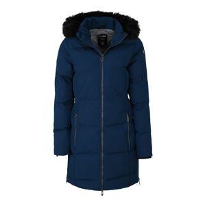 KILLTEC Outdoorový kabát 'Callena'  modrá