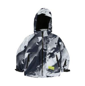 Molo Zimní bunda 'Alpine'  světle šedá / bílá / grafitová / antracitová